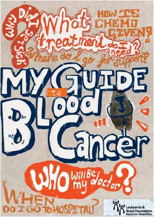 My guide to blood cancer