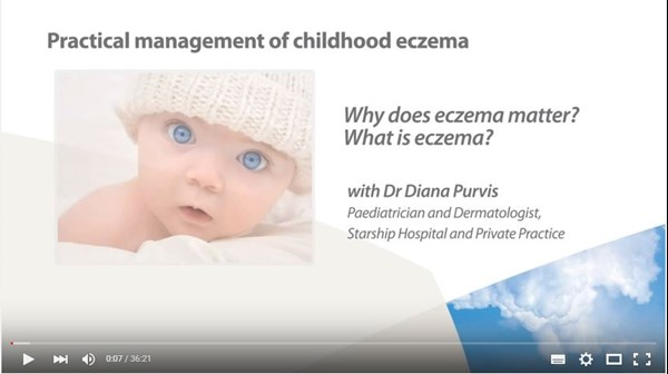 Eczema updates for clinicians