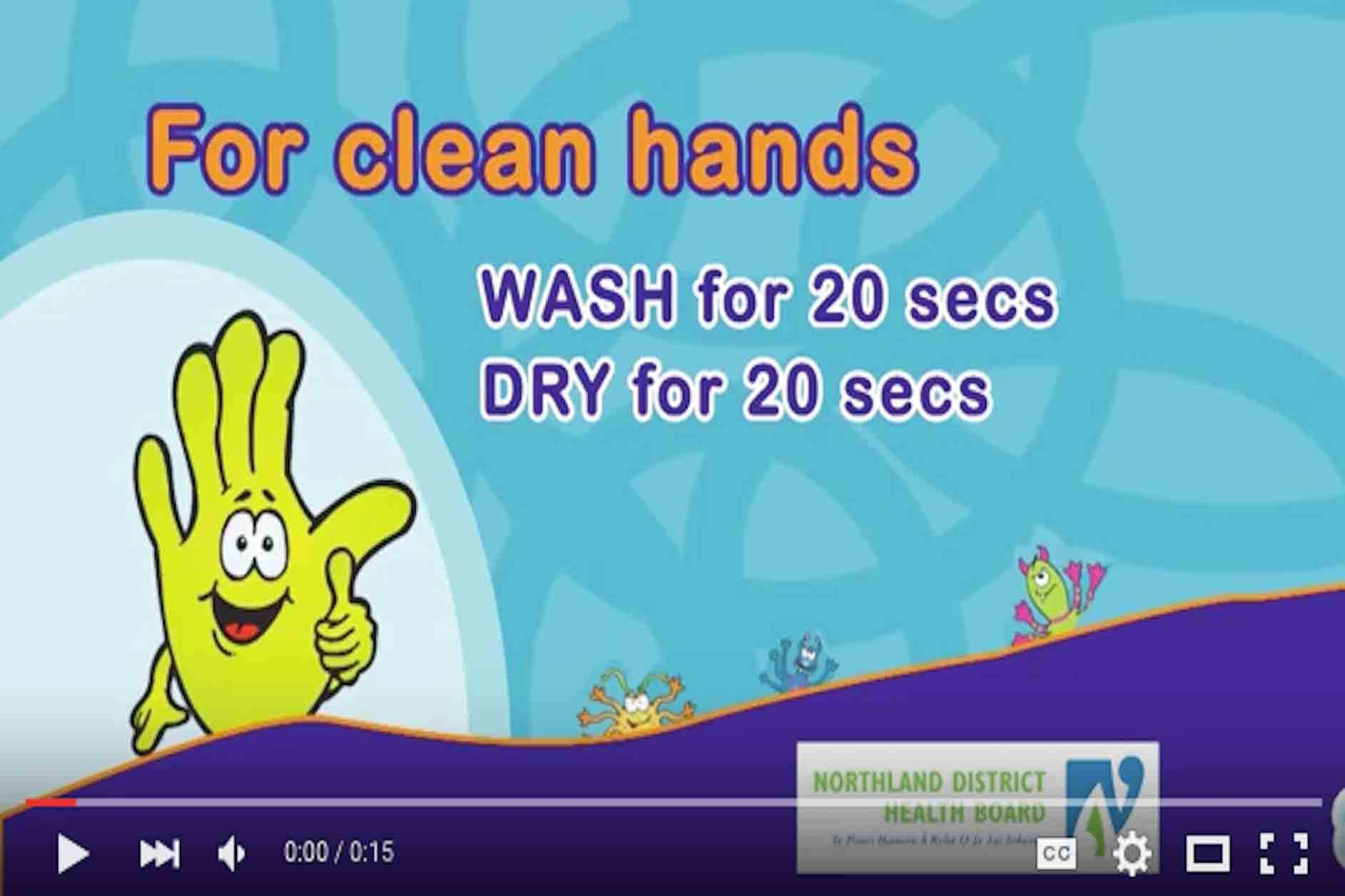 Hand hygiene – why it's important