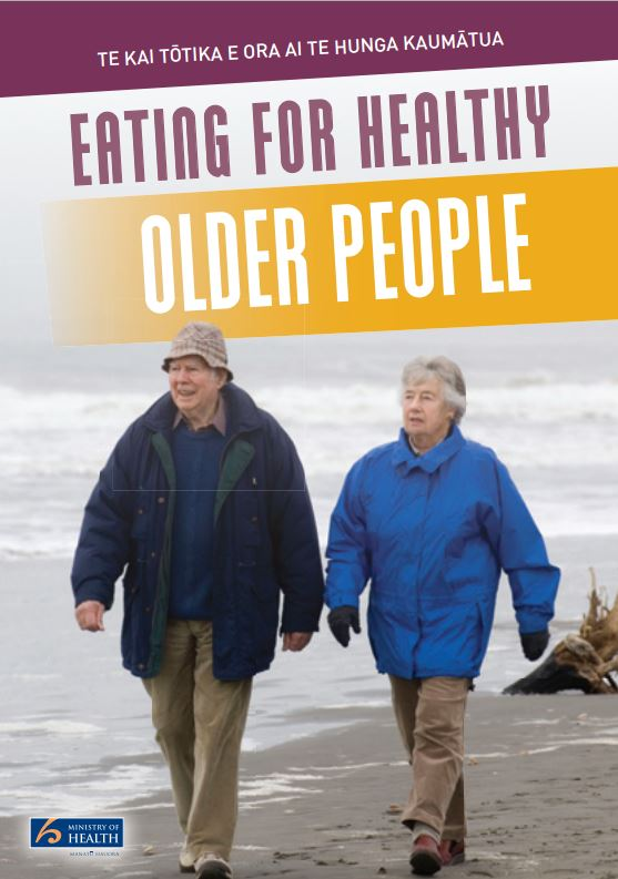 Eating for healthy older people