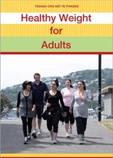 Booklet healthy weight for adults