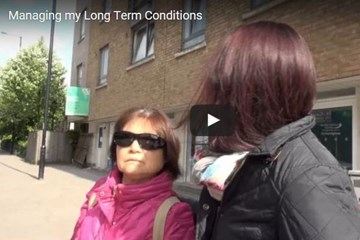 Living with long-term conditions