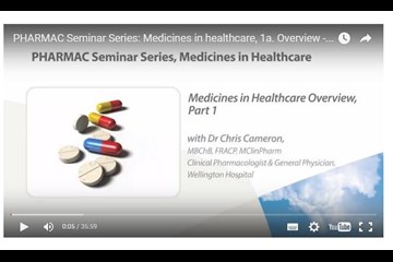 Medicines in healthcare - Clinicians