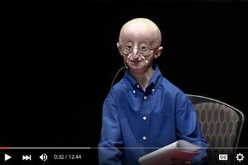 Progeria – a personal story