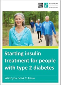 Booklet on starting insulin for type 2 diabetes