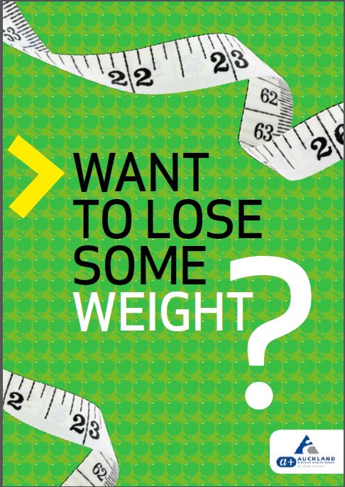 Want to lose some weight?