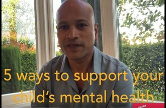 Supporting your child's mental health through COVID-19