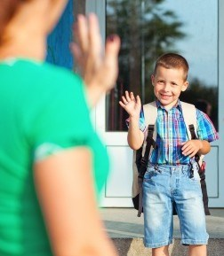 Allergies – tips for children starting school
