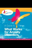A guide to what works for anxiety disorders