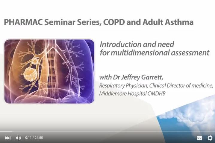 Asthma & COPD updates for health professionals