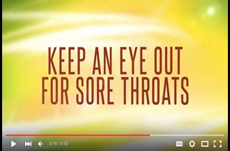 Rheumatic fever – beware of sore throats