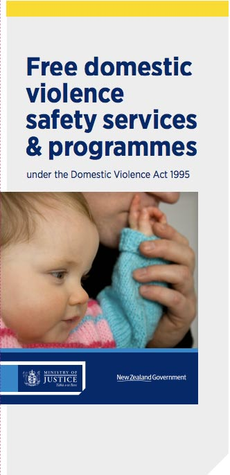 Free domestic violence safety services & programmes