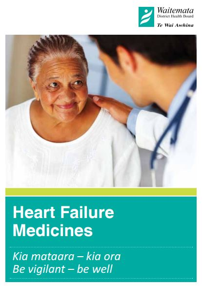 Heart failure medicines