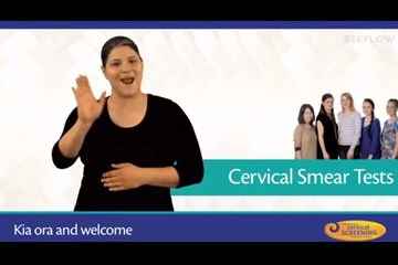 Cervical smear tests
