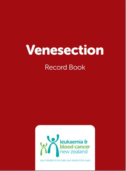 Venesection Record Book