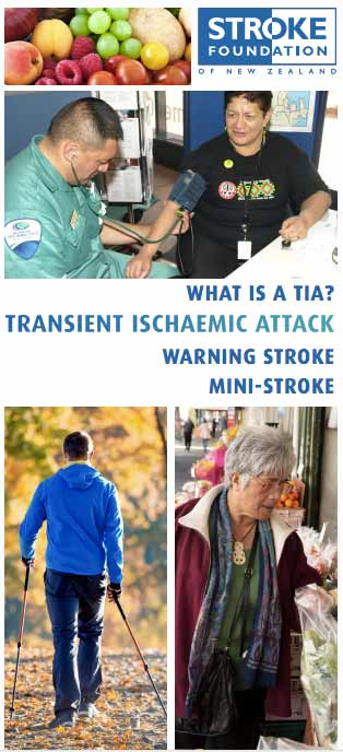 What is a TIA (transient ischaemic attack)?
