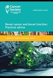Bowel cancer and bowel function: Practical advice