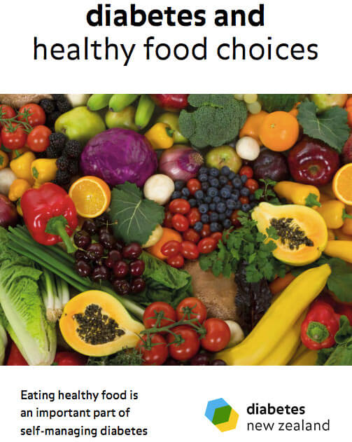 Diabetes & healthy food choices