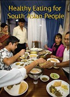 Booklet - Healthy eating for South Asian People
