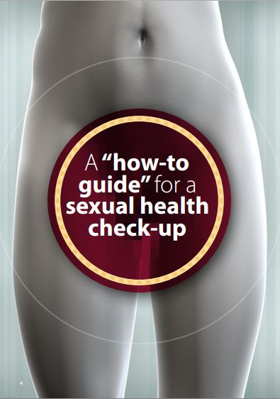 "A ""how-to guide"" for a sexual health check-up"