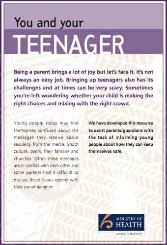 You & your teenager
