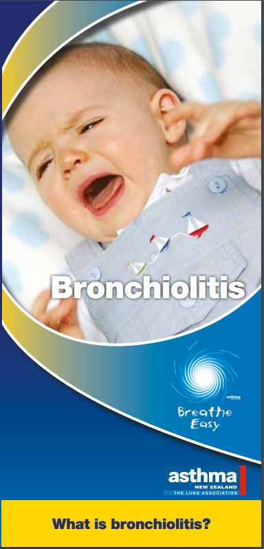 Bronchiolitis pamphlet