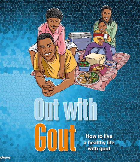 Out with gout – how to live a healthy life with gout
