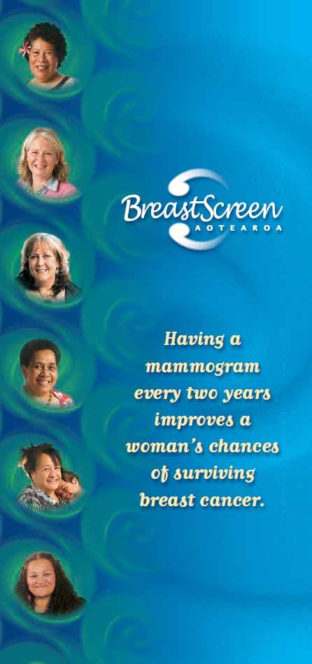 Breastscreen Aotearoa – for Pacific women