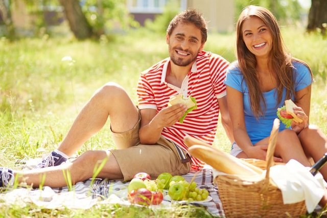 Healthy eating for teens & young adults