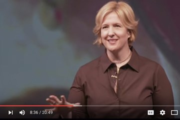 The power of vulnerability – Ted Talk