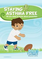 Staying free of asthma - preventers resource