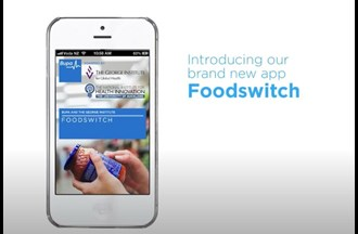 Foodswitch – Preview video