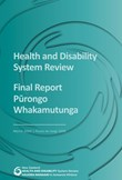 Health and Disability System Review