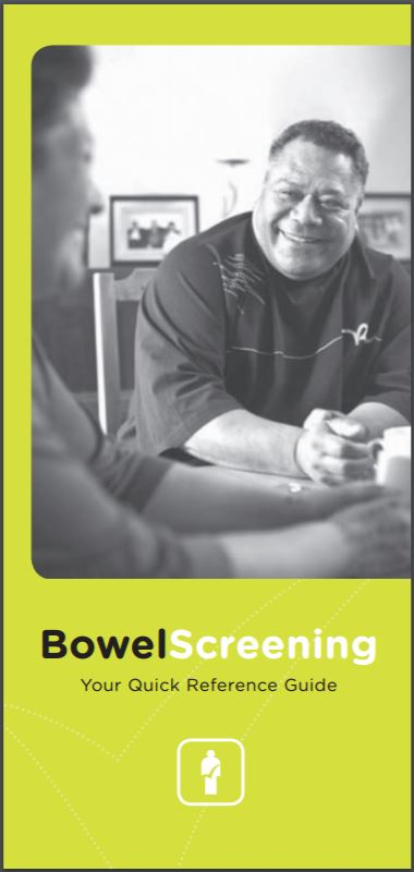 Bowel screening: quick guide