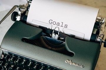 Score! The importance of setting goals