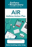 AIR asthma action plan