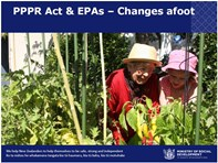 PPPR Act and EPAs presentation