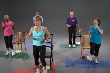 Exercises for older people