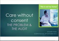 Care without consent audit