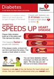 Diabetes – a risk factor for heart attack and stroke