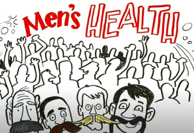 Movember – curing sitting disease