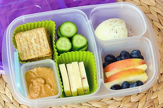 Children's lunch boxes: tips and ideas