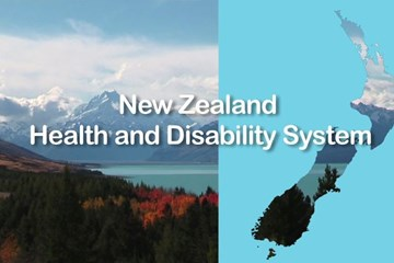 NZ Health and disability system