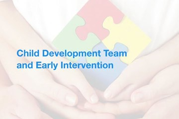 Child Development Team & Early Intervention, Support team, Ministry for Vulnerable Children