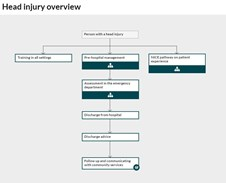 Head injury overview NICE Pathways