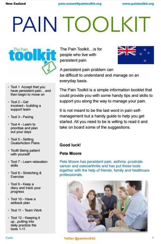 Pain Toolkit