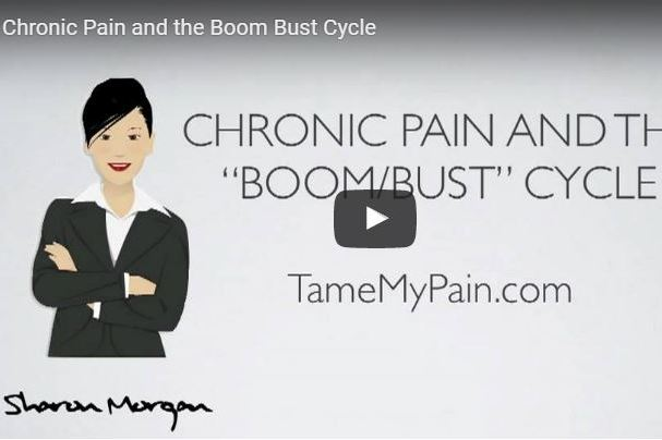 Chronic pain boom-bust cycle