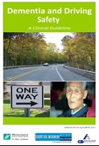 Dementia and driving guideline NZ