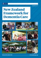 NZ Framework for Dementia Care
