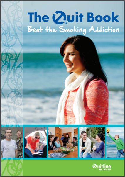 The quit book – beating the smoking addiction
